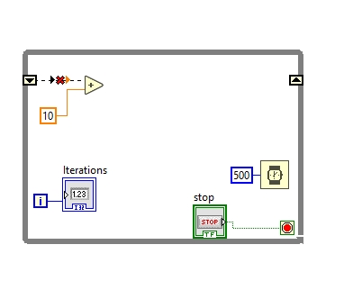 Shift registers in labview examples : tutorial 10