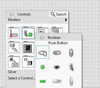 Design full adder circuit in labview