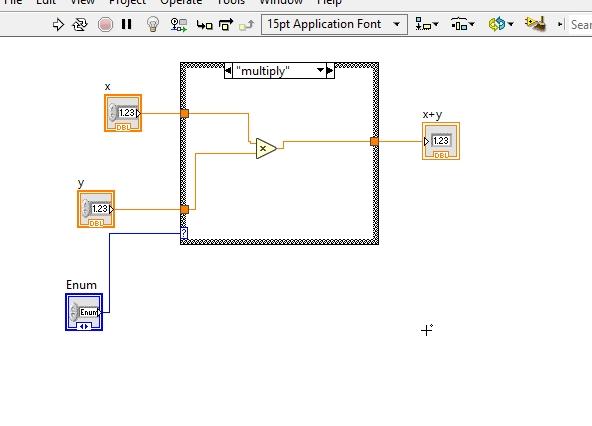design calculator in labview : tutorial 27