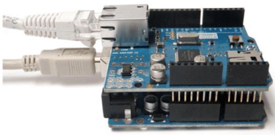 Arduino Ethernet Shield conection with Arduino Uno