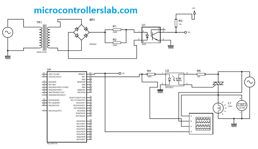 Soft Starter For Single Phase Induction Motor Using Pic