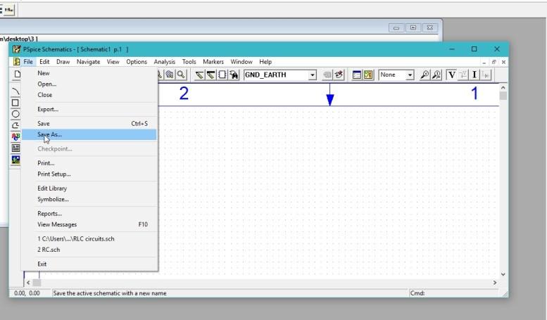 D Flip Flops simulation using PSpice : tutorial 12