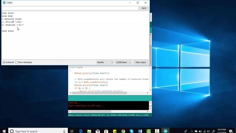 installing ESP32 in Arduino IDE 17