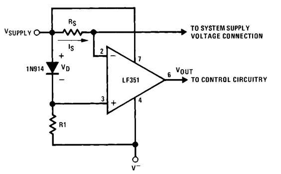 LF351 op amp Pinout, Examples, Features, Applications and