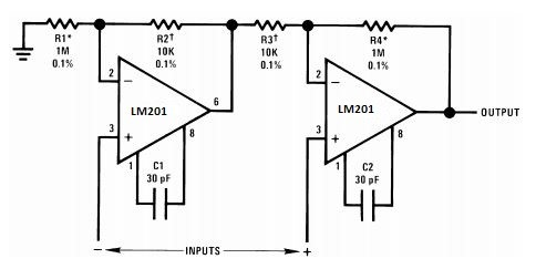 Op amp Example 2 amplification