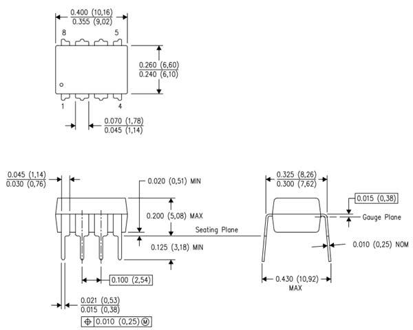 2D diagram op amp