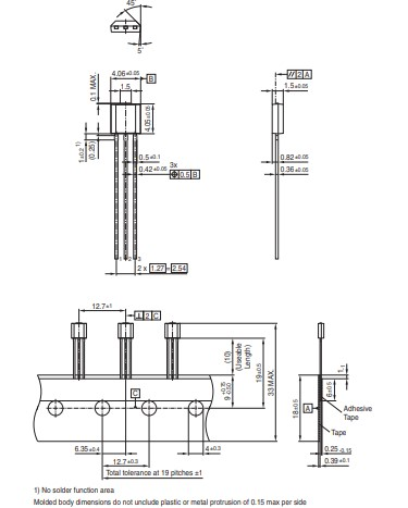 TLE4999I3 2D diagram