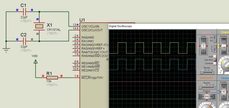 generate PWM using pic microcontroller MPLAB XC8 compiler