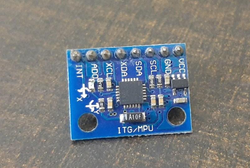 MPU6050 sensor Module Accelerometer Gyroscope Temperature Sensor
