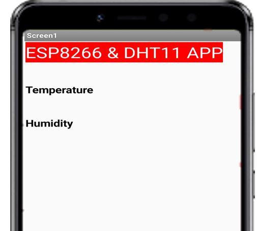 ESP8266 Google Firebase build your own app MIT Inventor 21