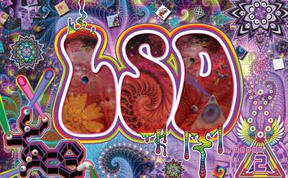 Silicon Valley's Extreme New Productivity Hack: LSD
