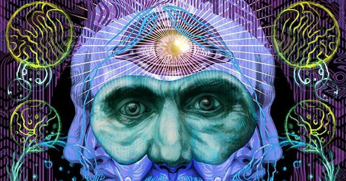 How Psychedelic Drugs Can Help Patients Face & Not Fear Death