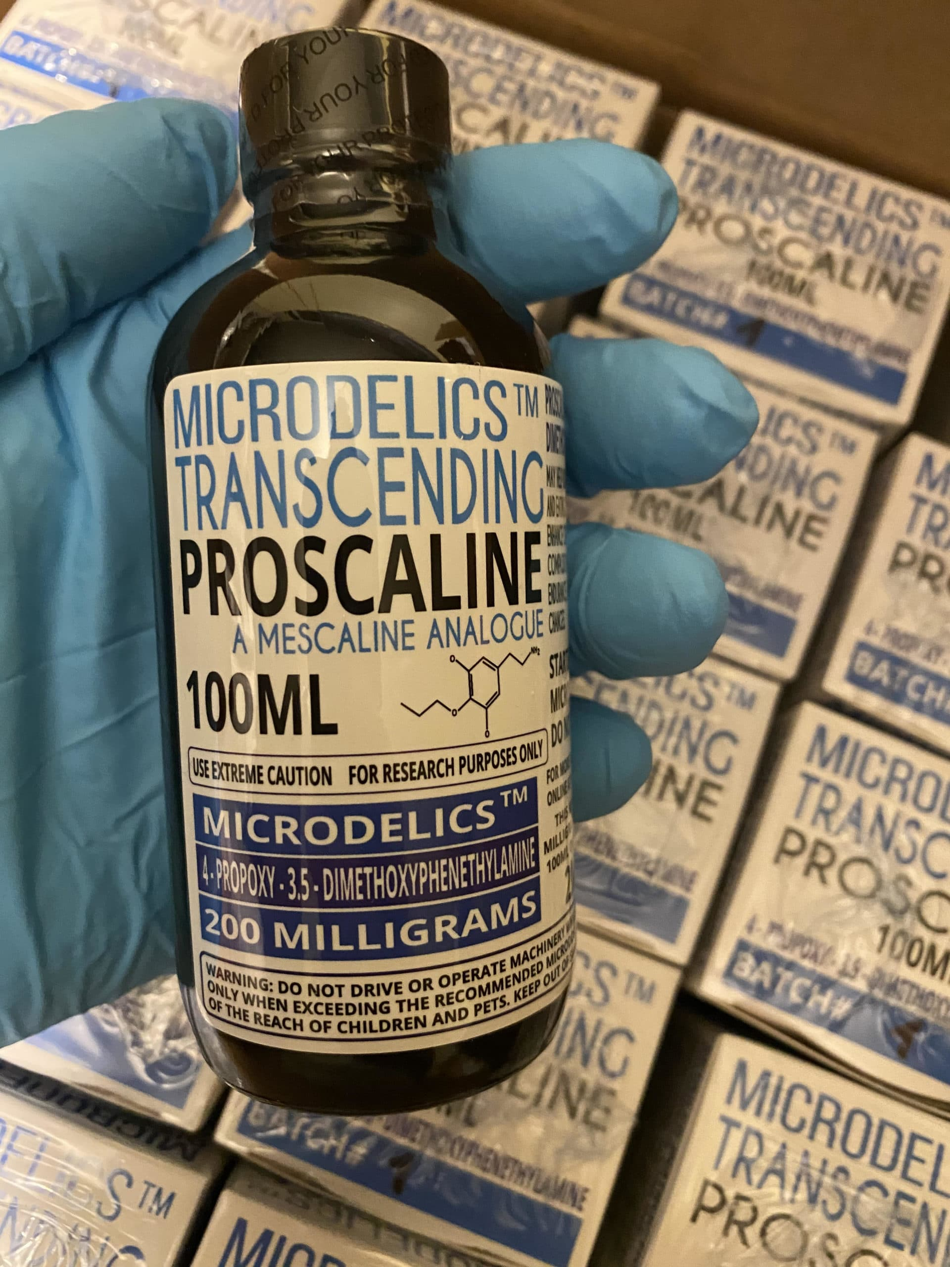 Mescaline Analogue Microdosing Kit by Microdelics