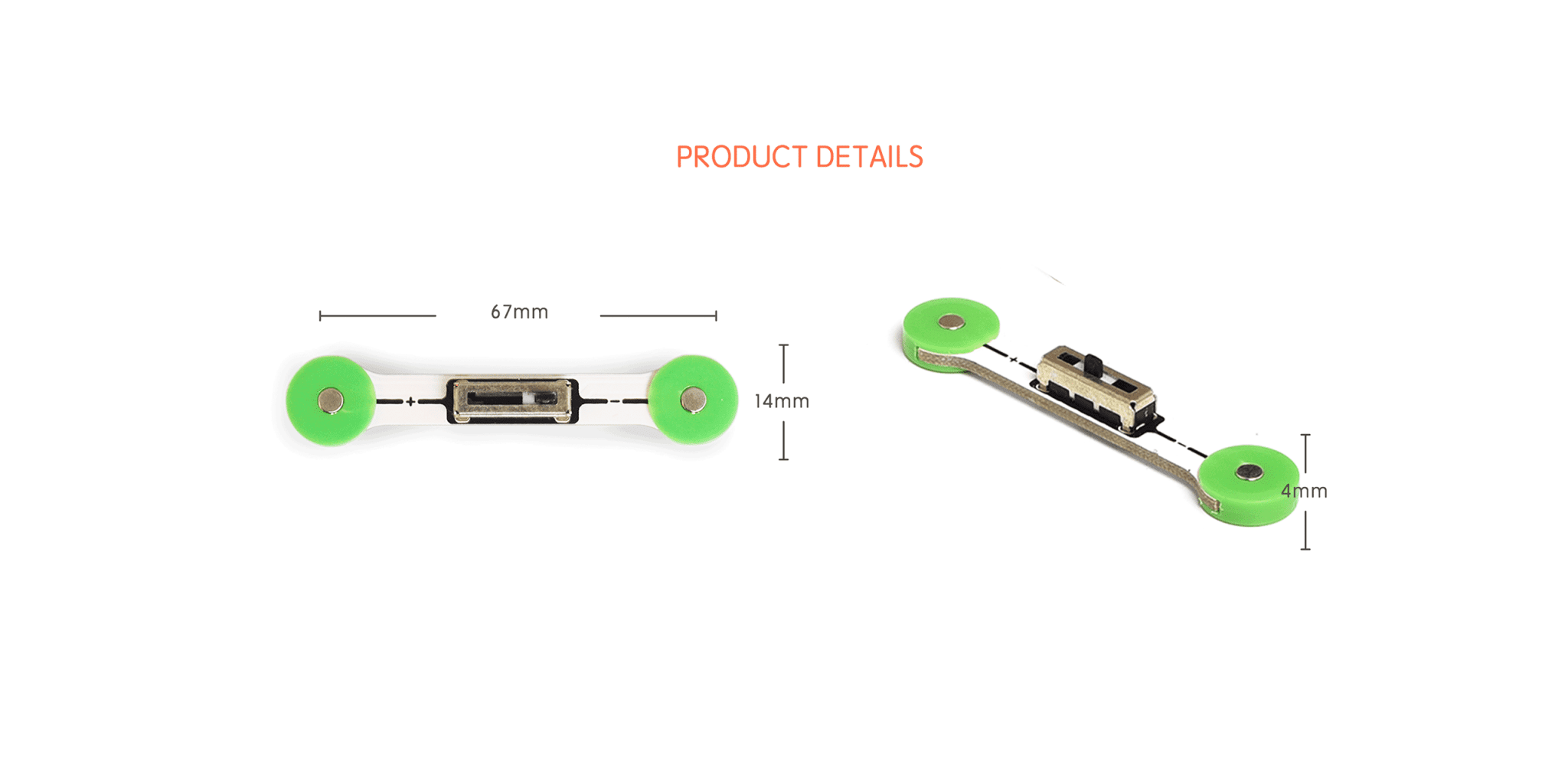 mPuzzle product details - Microduino