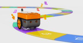 image of the Itty Bitty Buggy and its ability to product musical notes