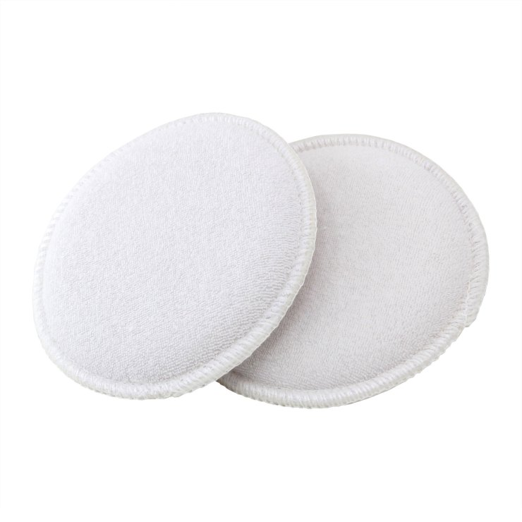 microfiber application pad from auto detail and polish kit