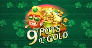 9 Pots of Gold best Microgaming slot