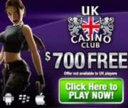 UK Casino Club free spins