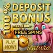 Casino Ventura free spins
