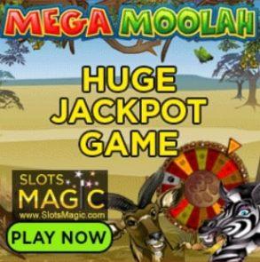 SLOTS MAGIC - 200 free spins and €400 casino bonus