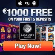 Luxury Casino banner 250x250