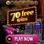 Winorama Casino – 70 gratis spins or £/€/$ 7 FREE no deposit bonus