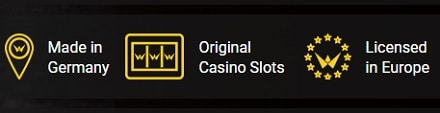 Winfest Casino game, slots, live dealer