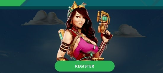 22Bet Casino registration and log in