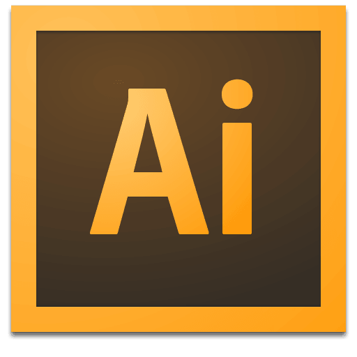 graphic Design Software Adobe Illustrator.