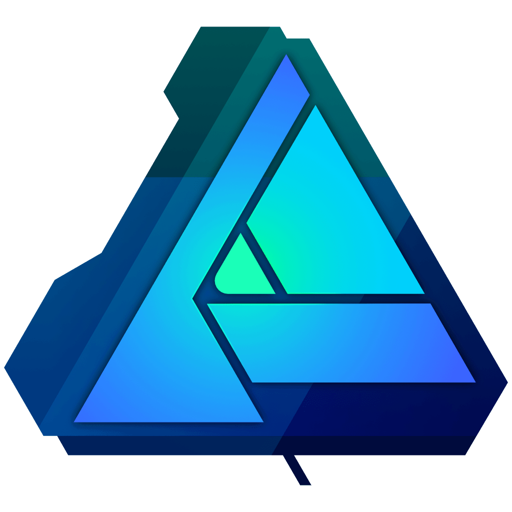 Graphic Design Software Affinity Designers.