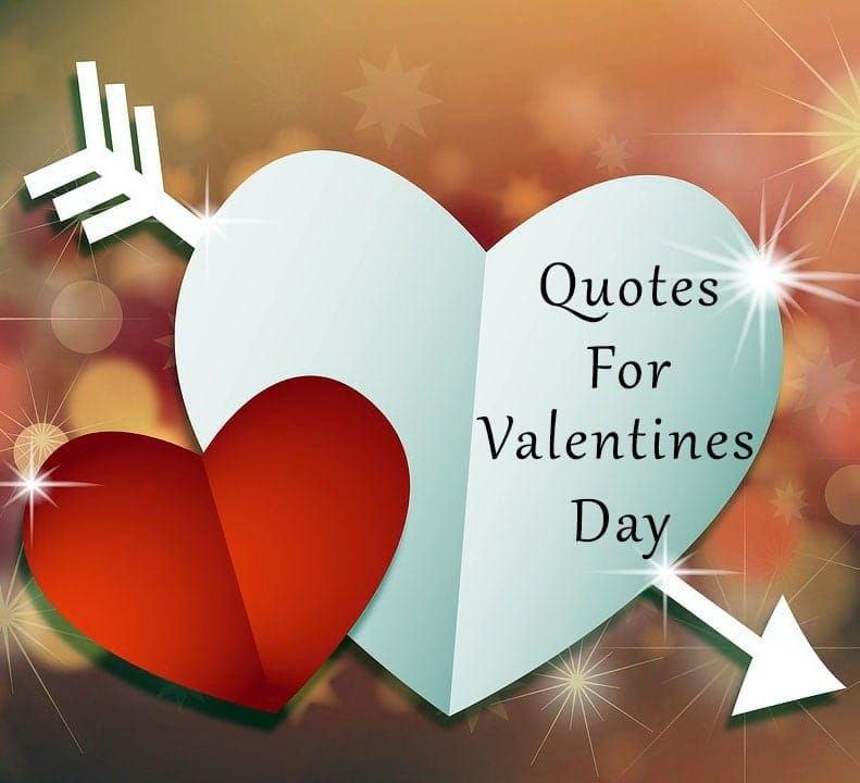 Valentines Day Quotes for 2020