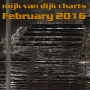 Mijk van Dijk DJ Charts February 2016