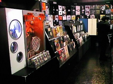 MultiMijk-Display @ Waves Record Store Tokyo