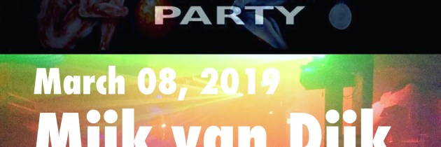 Mijk van Dijk DJ Set at Walfisch Revival Party Berlin, 2019-03-08