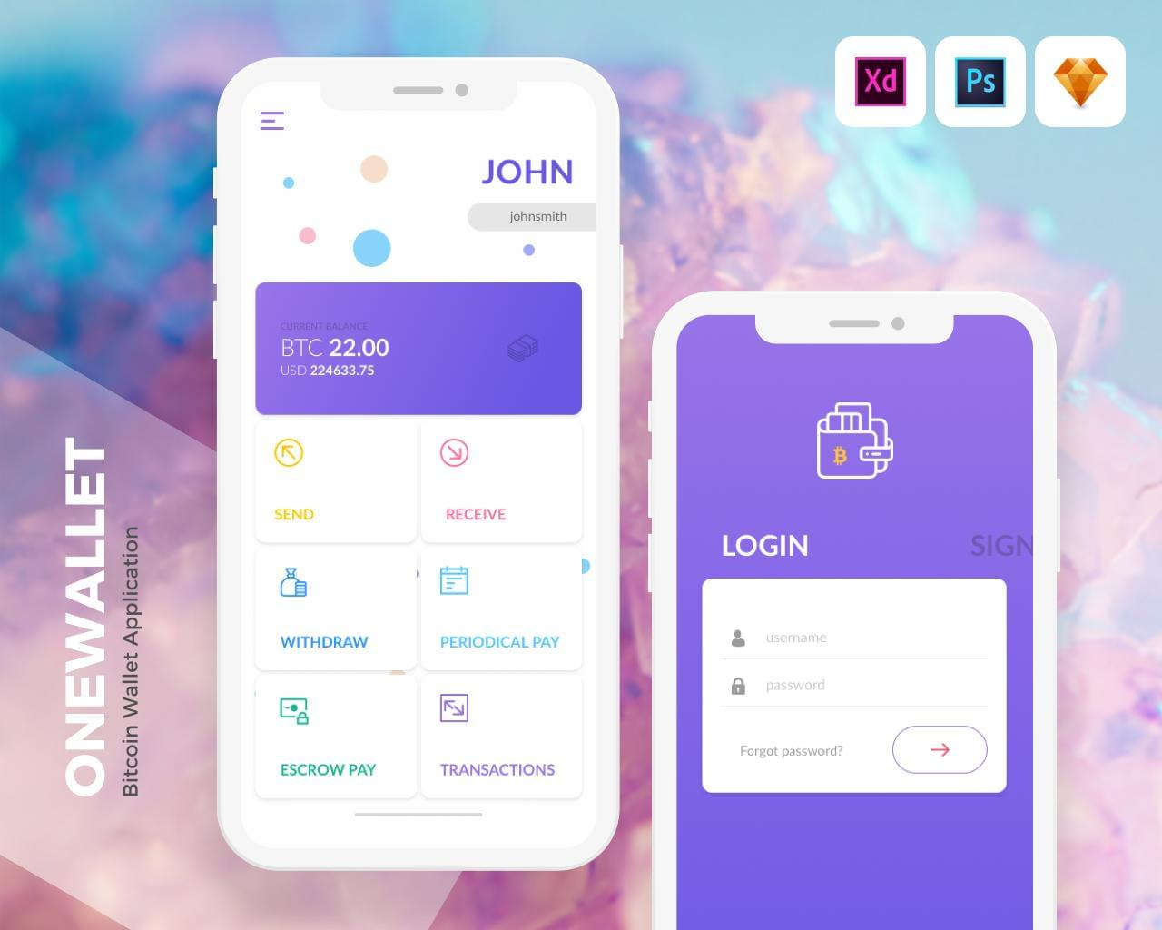 Mobile Application Ui Designing By Ubrain On Envato Studio