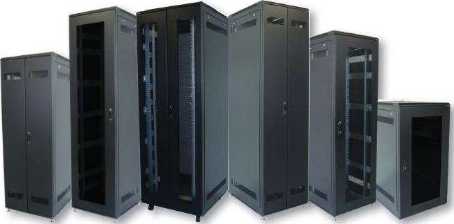 d net 32u floor stand server cabinet 600mm x 1000mm