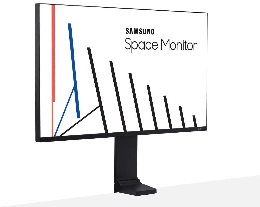 Samsung Ls27r750 27 Inch Sr75 Wqhd Led Space Monitor