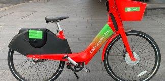 Lime Bikes - Sydney Ebikes