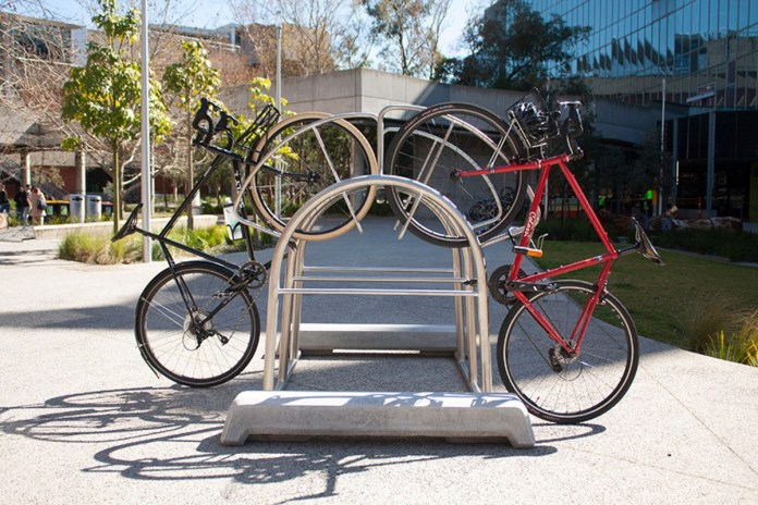 Wheelie Bike Rack
