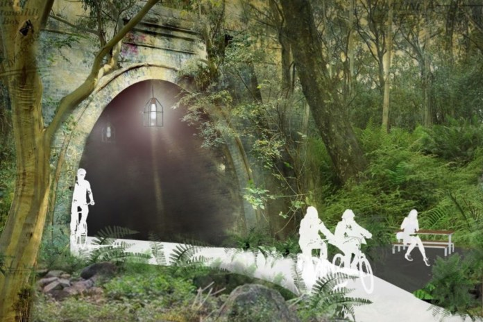 Glenbrook Tunnel