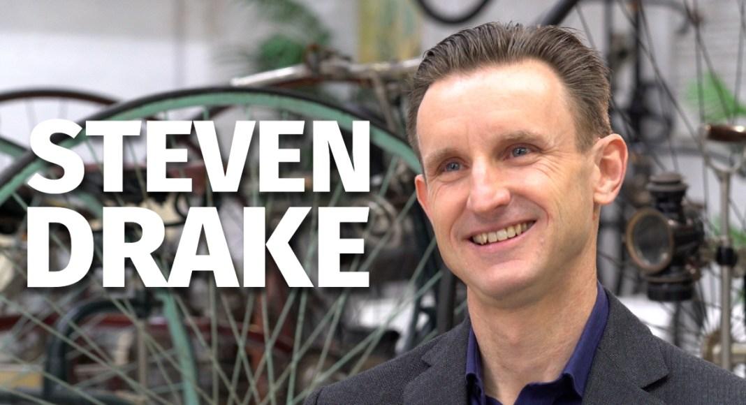 Steven Drake influencers! interview