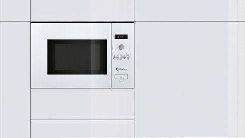 Microondas Integrable con grill 3wg365bic balay, tiene 20 litros de capacidad, 900 vatios de potencia y 1000 vatios de capacidad de grill