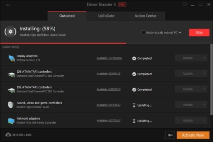 Driver Booster Pro 8.3.0 Crack + Serial Key 2021 Latest
