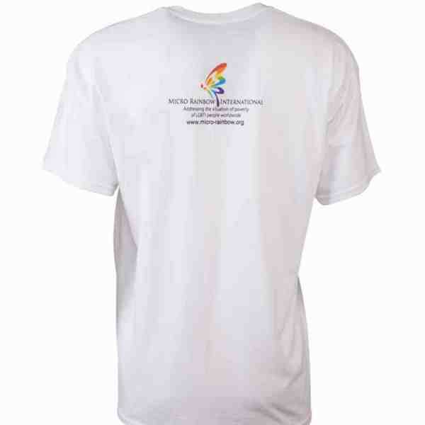 """T-Shirt """"Equality for all"""""""