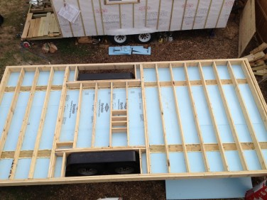 Framing foundation