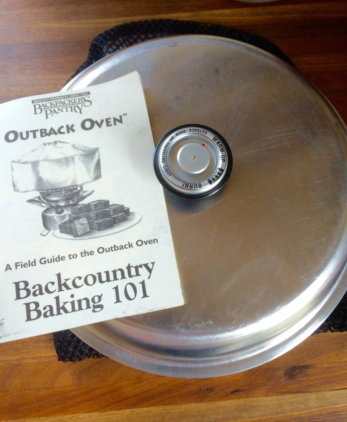 Outback oven for on board baking