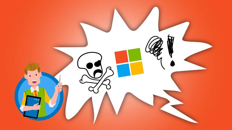 Zoff um Microsoft - Teaser