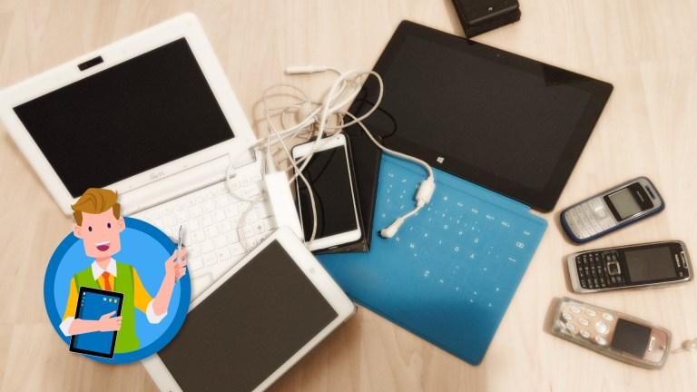 Geplante Obsoleszenz? Tablets und Laptops an Schulen reparieren