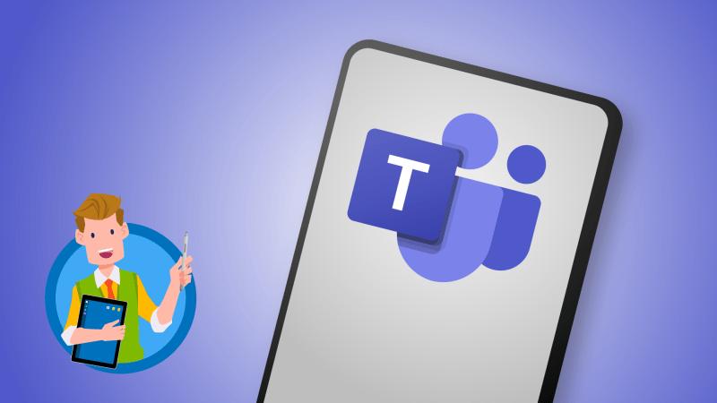 Teams-App für Android und iOS