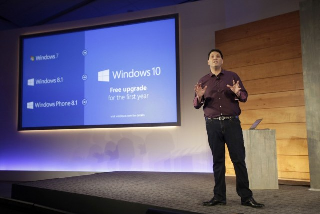 Windows 10 Free Upgrade Offer